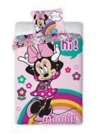 Disney Detské obliečky Minnie Mouse Hi!